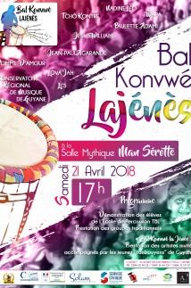 Bal Konvwé Lajénès