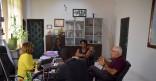 Visite de courtoisie du nouveau Directeur des Affaires Culturelles