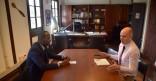 Visite de courtoisie du Directeur de cabinet de la Ville de Cayenne