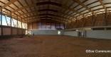 Visite de chantier du Hall sportif Serge Marigard