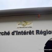 Visite du Marché d'Intérêt Régional