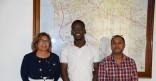 La Ville accueille son 1er stagiaire dans le cadre de la Convention Mairie de Cayenne et l'UG