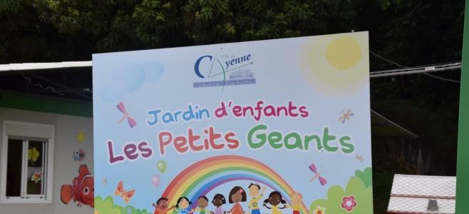 Atelier au Jardin d'enfants