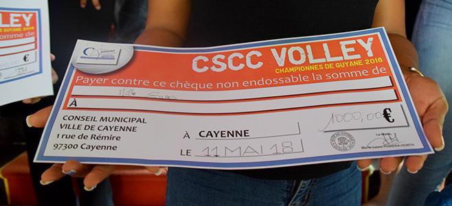 Soutien du Conseil Municipal de la Ville de Cayenne au CSCC