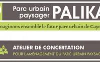 Atelier de concertation pour l'aménagement du parc urbain paysager Palika