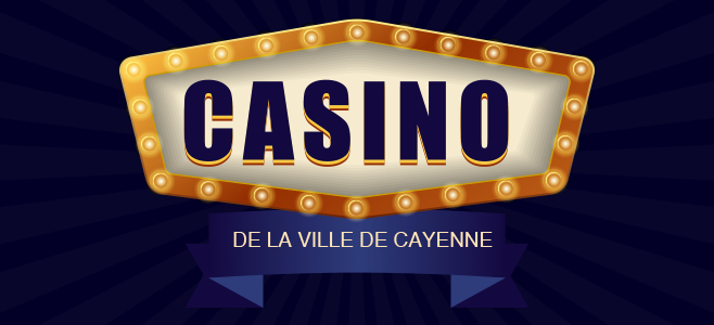 Création du casino municipal de Cayenne