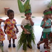 Fashion day au Jardin d'Enfants Municipal
