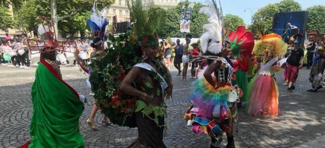 Carnaval de Paris 2018