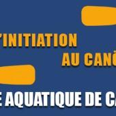 Cours d'initiation au canoë-kayak