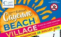 12ème édition du Cayenne Beach Village