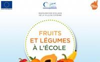 Fruits et légumes à l'école