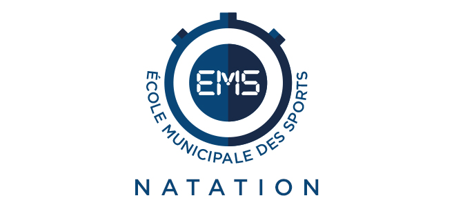 Inscription à l'école municipale des sports – natation