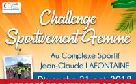 Challenge Sportivement Femme 2018