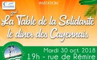 La 2nd Table de la Solidarité