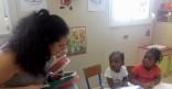 La fête du sourire au Jardin d'Enfants