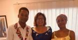 Rencontre avec Lyncia PIVERT et Ailander DOPIA