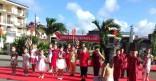 Célébration du nouvel an chinois a Cayenne