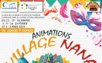 Animations au Village Nana