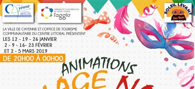 Animations au Village Nana