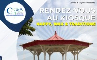 Rendez-vous au Kiosque – Nappy Wax et Traditions