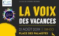 2EME ÉDITION CONCOURS DE CHANT INTER QUARTIERS – LA VOIX DES VACANCES 2019