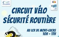 Circuit vélo– Sécurité routière
