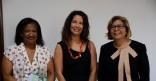Visite protocolaire de la vice-consule du Brésil en Guyane Mme Christiane AQUINO BENONO