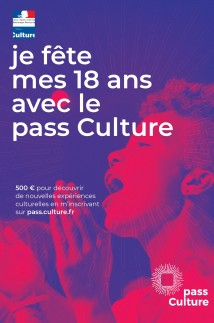 Je fête mes 18 ans avec le pass Culture