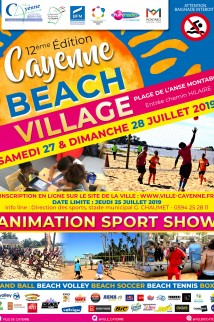 Cayenne Beach Village