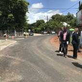 Suivi des travaux de la ville de Cayenne