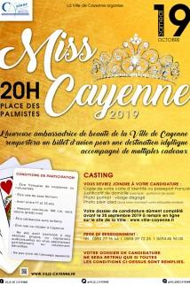 Miss Cayenne 2019