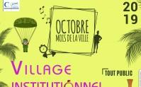 Le Village Institutionnel & Artisanal