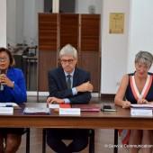 Signature du contrat local de santé de la Ville de Cayenne