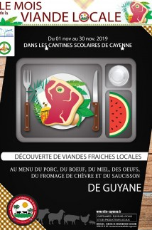 Le mois de la viande locale
