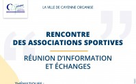 Rencontre des associations sportives