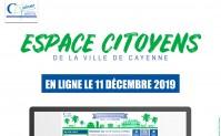 Lancement Espace citoyens