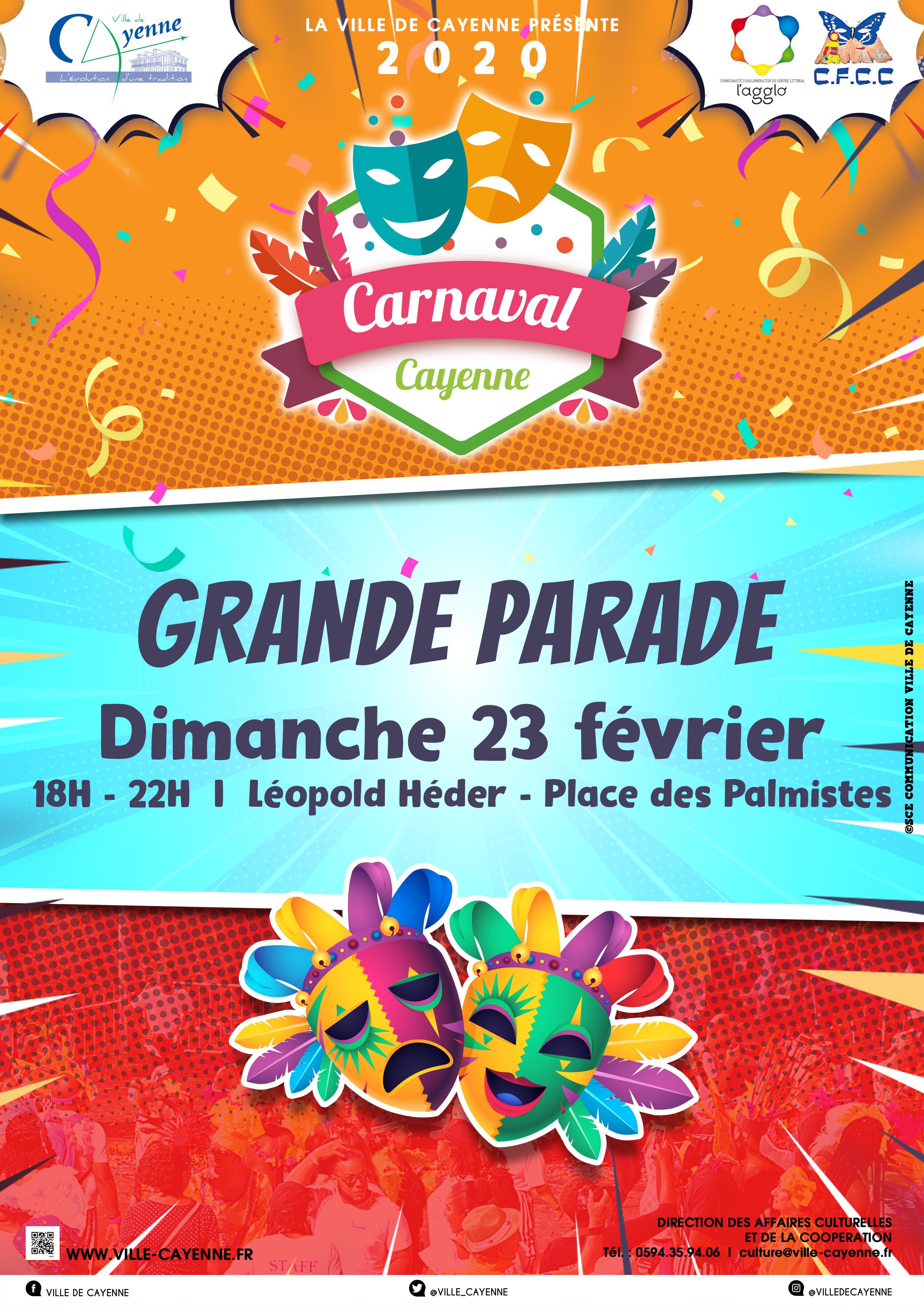 Grande Parade 2020