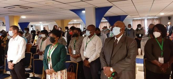 Coup d'envoi du congrès des maires de Guyane