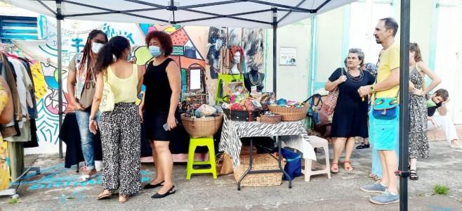 Culture et Patrimoine :  Le « MUZE DU N'IMPORT ´KOI » Fête ses 4 ans à Cayenne