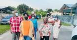 Les rendez-vous chez l'habitant du Maire de Cayenne : Au lotissement de la Source de Baduel