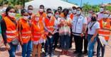 Solidarité : Opération de distribution de kit scolaires